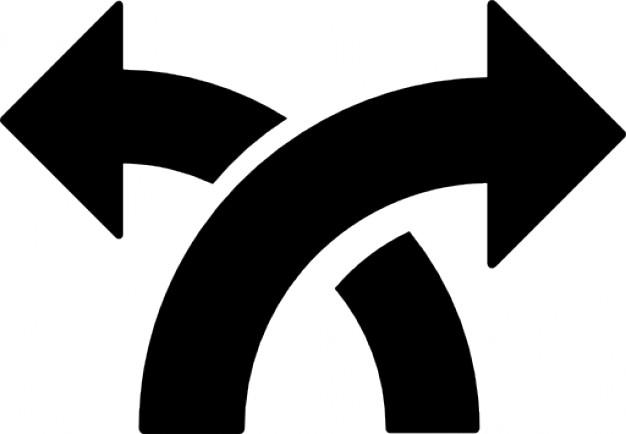 Presentatietechnieken, draai links en rechts om