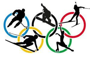 Olympische sporters improviseren